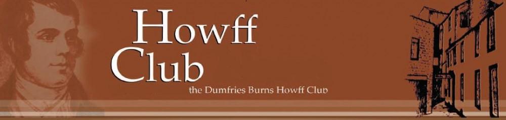 Burns Howff Club Blog